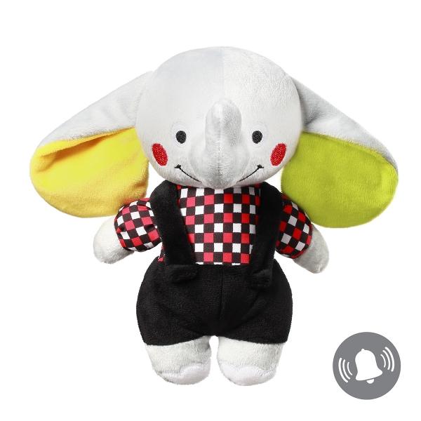 BabyOno Plyšová hračka Slůně Andy, 21 cm
