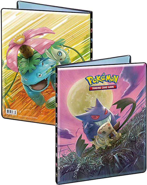 ADC HRA Pokémon SM9 Sun And Moon Team Up album A4 pro 252 karet