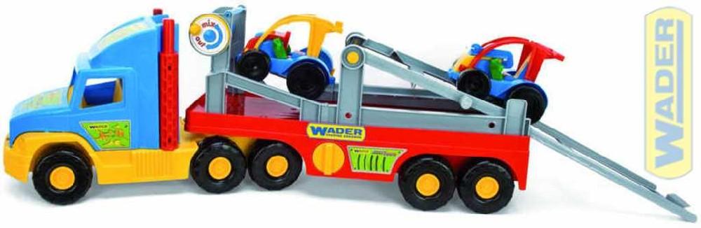 WADER Super Truck přeprava aut 36630