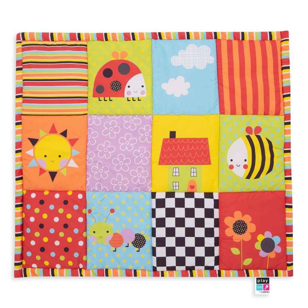 Hrací deka textilní PlayTo - dle obrázku