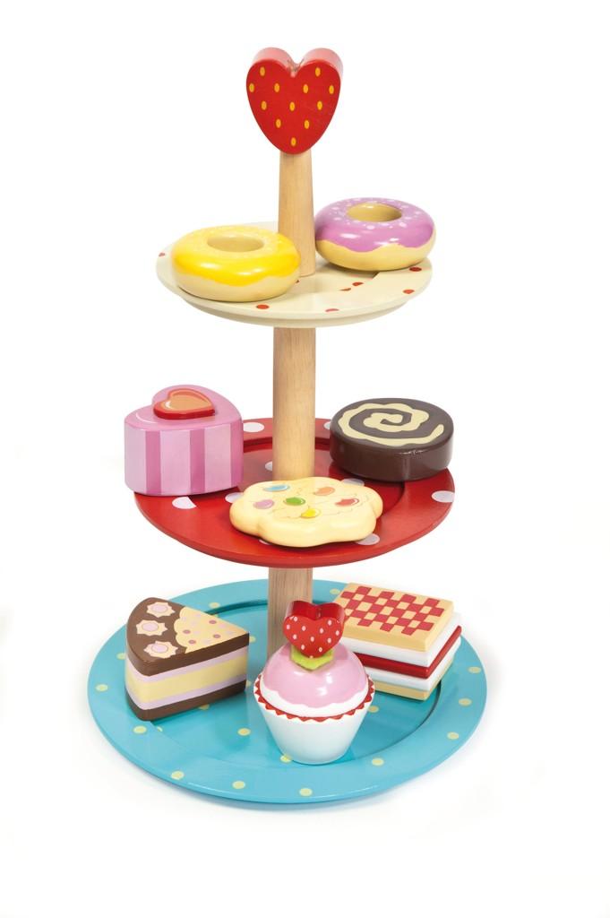 Le Toy Van Patrový talíř s zákuskami