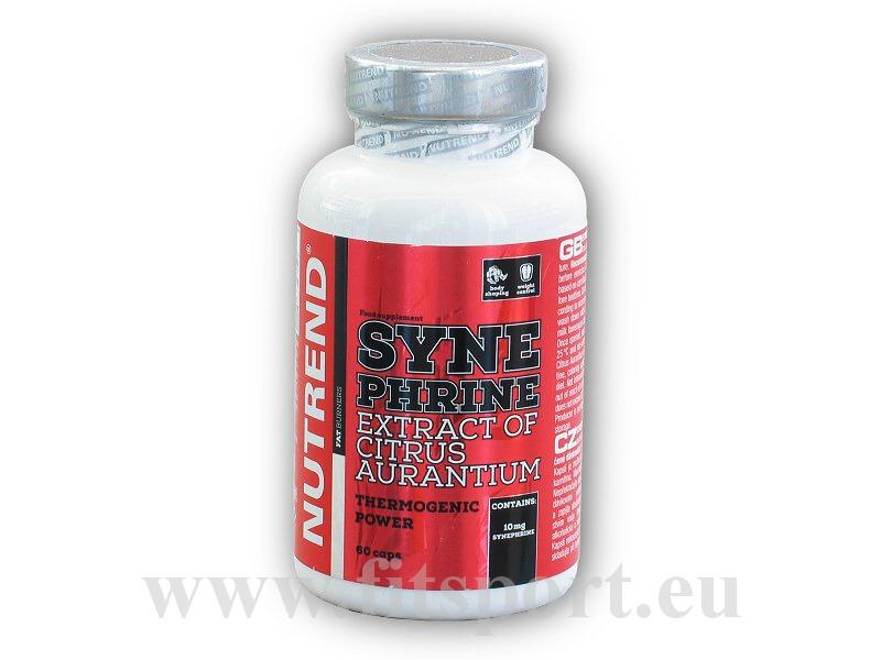 Synephrine 60 kapslí akce