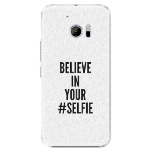 Plastové pouzdro iSaprio - Selfie - HTC 10