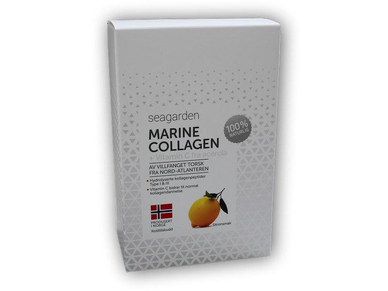 Marine Collagen + Vitamin C 30x5g citron