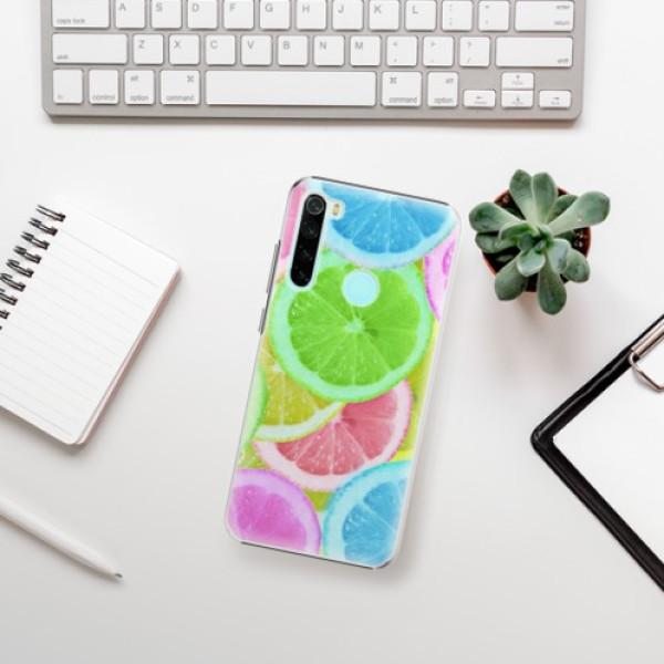 Plastové pouzdro iSaprio - Lemon 02 - Xiaomi Redmi Note 8