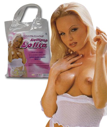 Panna Lolita v efektní tašce - Lollipop Lolita