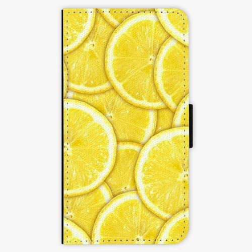 Flipové pouzdro iSaprio - Yellow - Samsung Galaxy J5