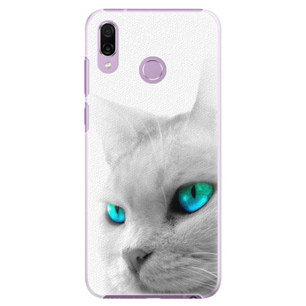 Plastové pouzdro iSaprio - Cats Eyes - Huawei Honor Play