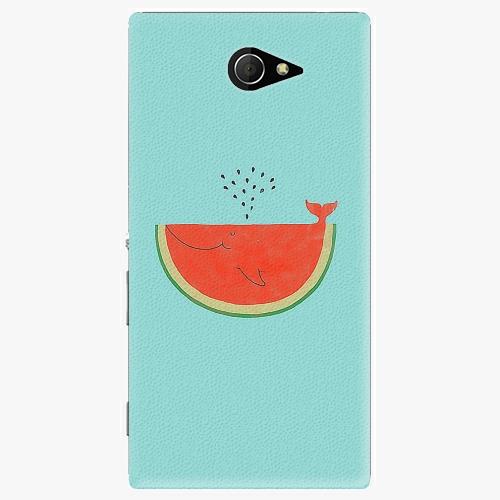 Plastový kryt iSaprio - Melon - Sony Xperia M2
