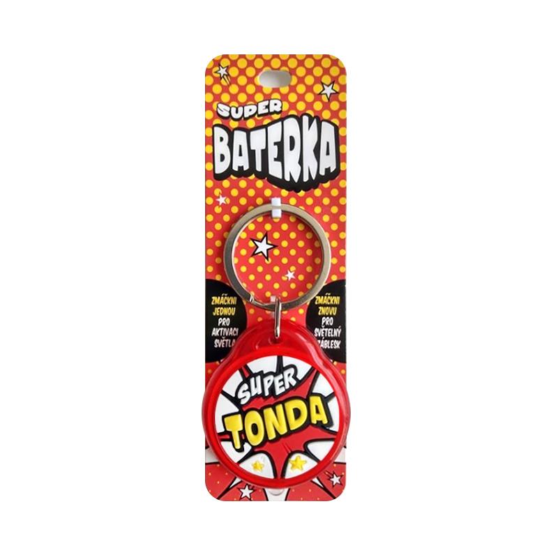 Super baterka - Tonda