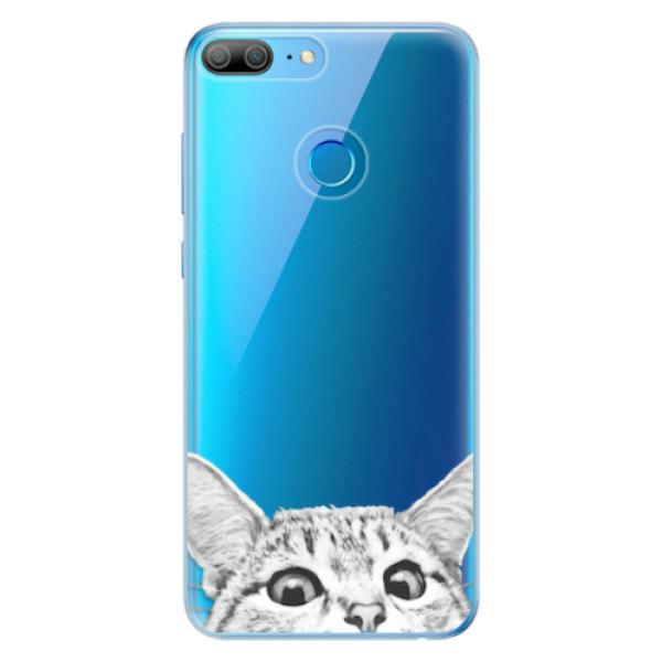 Odolné silikonové pouzdro iSaprio - Cat 02 - Huawei Honor 9 Lite