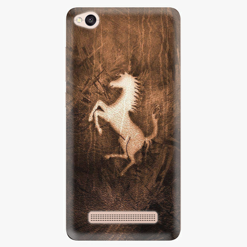 Plastový kryt iSaprio - Vintage Horse - Xiaomi Redmi 4A