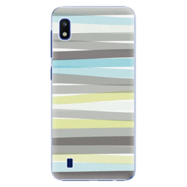 Plastové pouzdro iSaprio - Stripe - Samsung Galaxy A10
