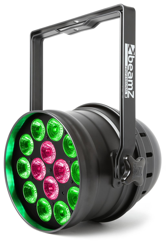 BeamZ Professional BPP225, reflektor LED PAR 64, 14x18W HCL, DMX