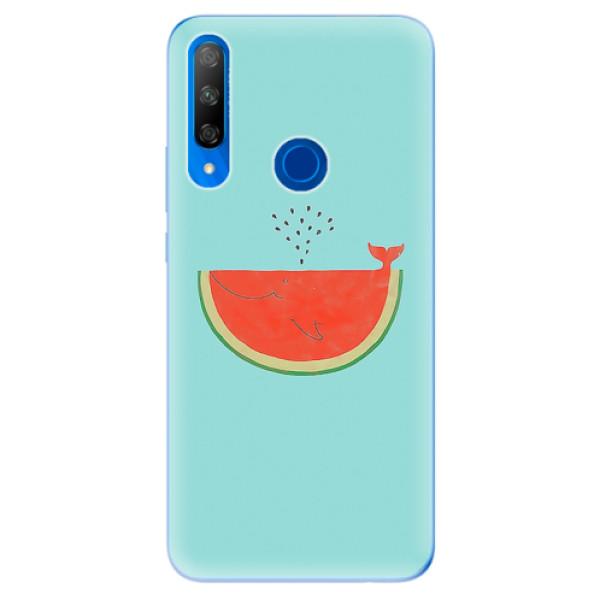 Odolné silikonové pouzdro iSaprio - Melon - Huawei Honor 9X