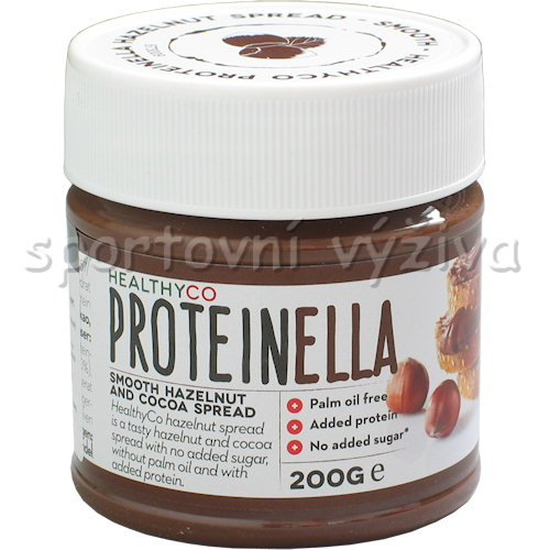 Proteinella jemné oříšky 200g