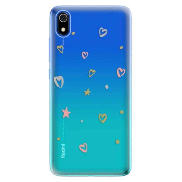 Odolné silikonové pouzdro iSaprio - Lovely Pattern - Xiaomi Redmi 7A
