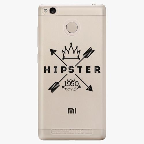 Plastový kryt iSaprio - Hipster Style 02 - Xiaomi Redmi 3S