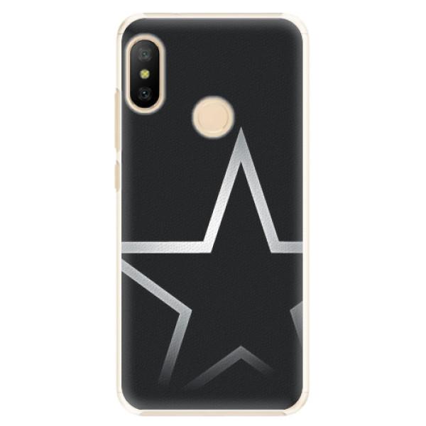 Plastové pouzdro iSaprio - Star - Xiaomi Mi A2 Lite