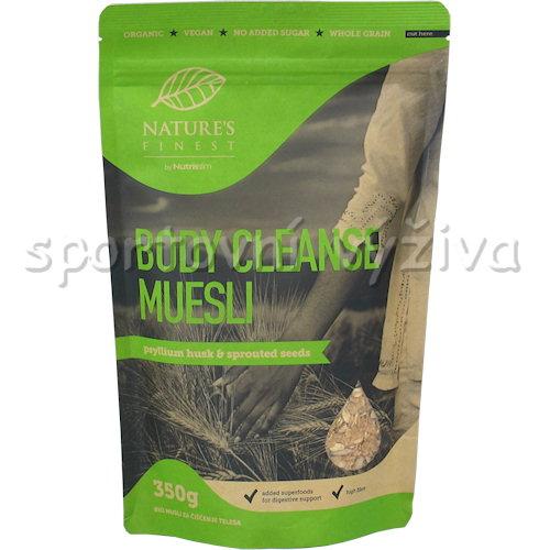 Body Cleanse Muesli 350g