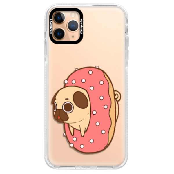 Silikonové pouzdro Bumper iSaprio - Dog 04 - iPhone 11 Pro Max