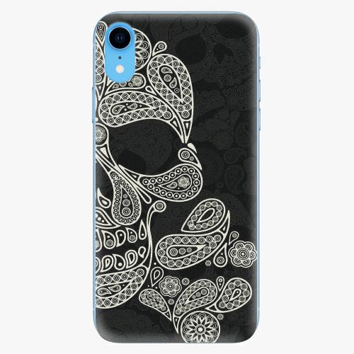 Silikonové pouzdro iSaprio - Mayan Skull - iPhone XR