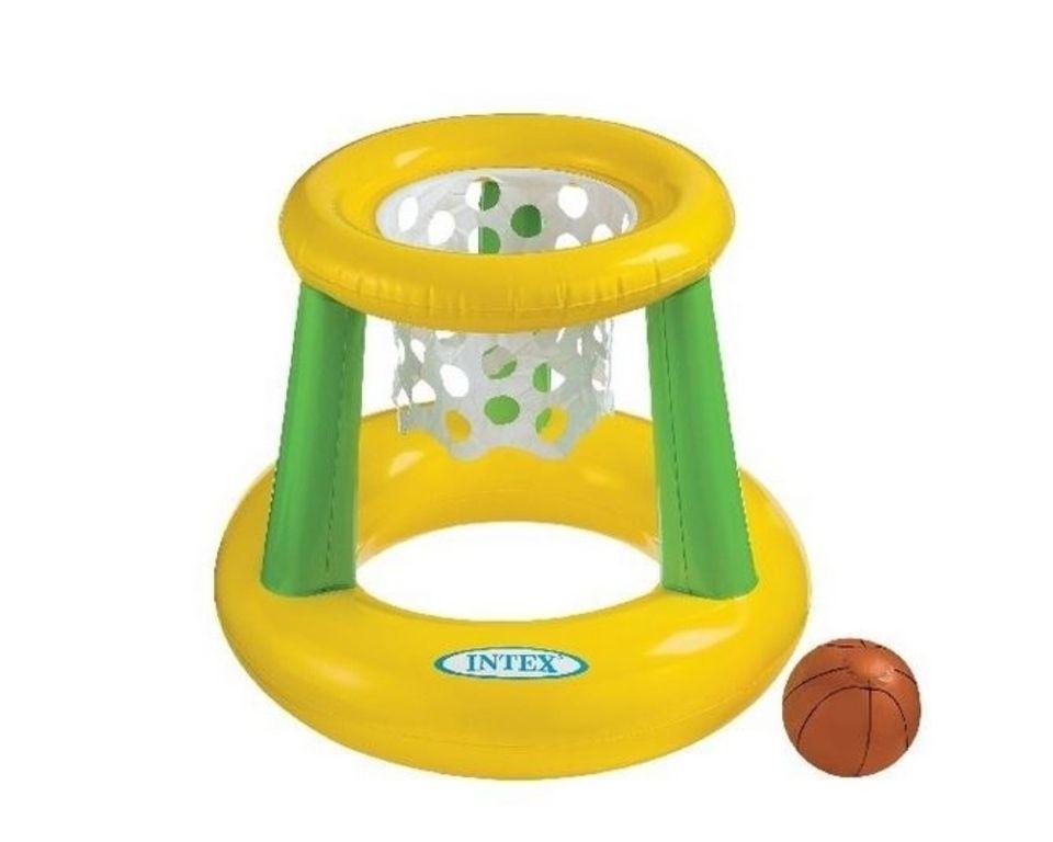 Koš basketbalový nafukovací
