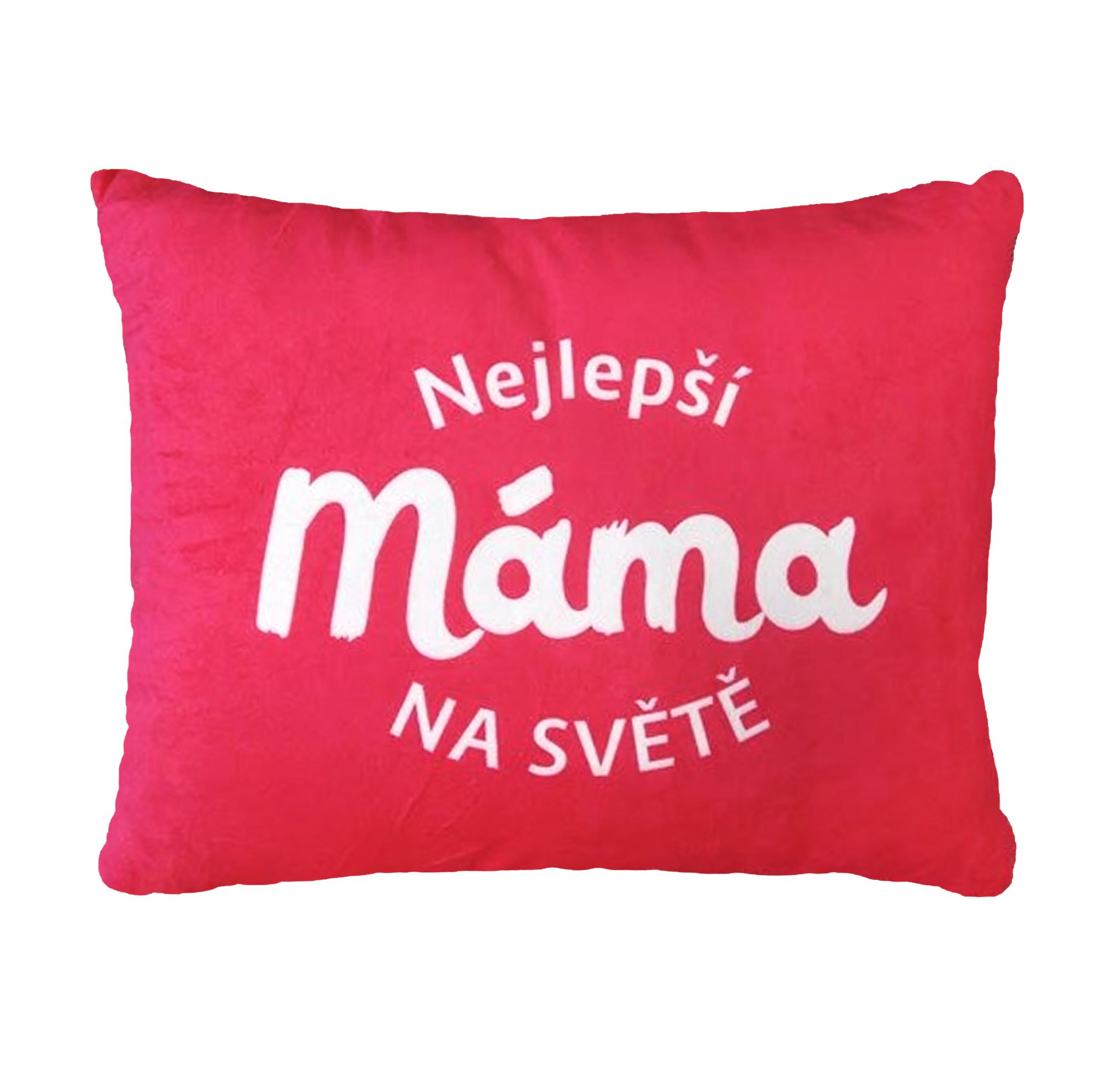 Polštář - Máma