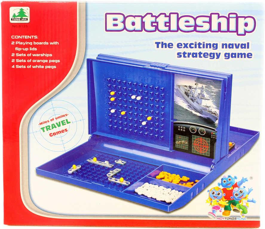 Hra cestovní lodě strategická na cesty plast *SPOLEČENSKÉ HRY*