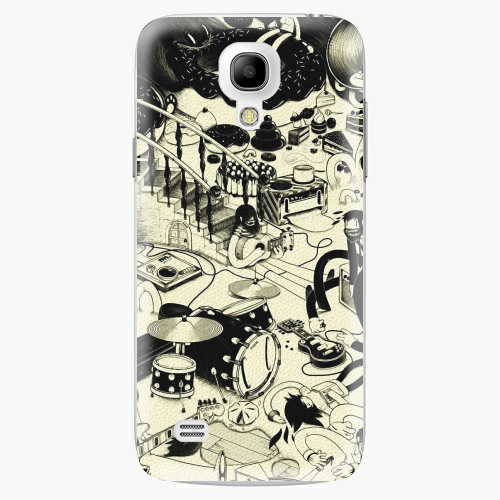 Plastový kryt iSaprio - Underground - Samsung Galaxy S4 Mini