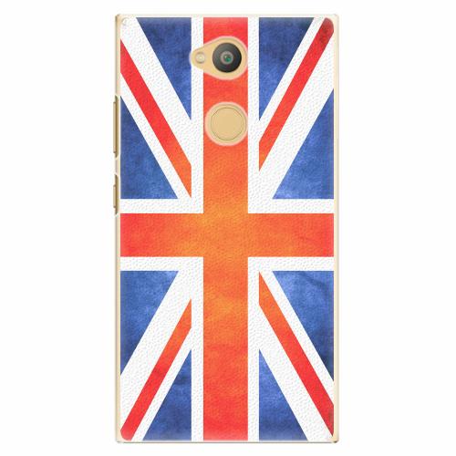 Plastový kryt iSaprio - UK Flag - Sony Xperia L2