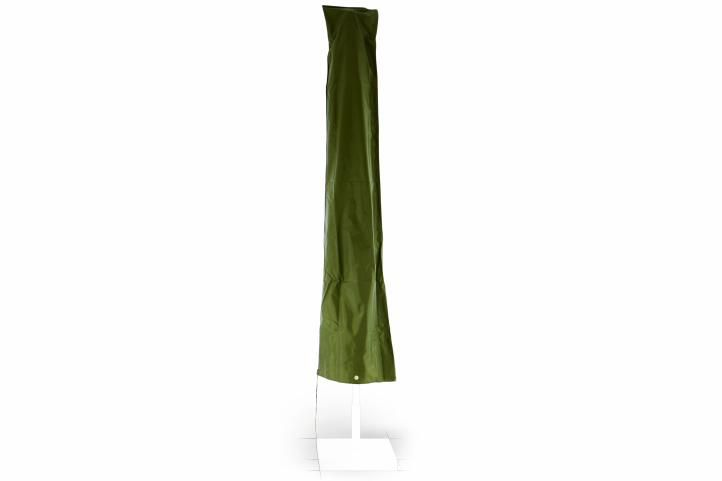 Obal na slunečník s průměrem do 4 m - zelený