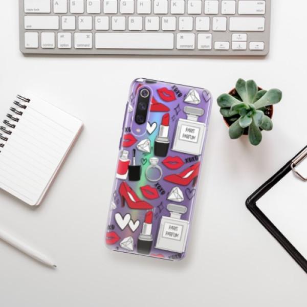 Plastové pouzdro iSaprio - Fashion pattern 03 - Xiaomi Mi 9 SE