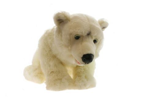 Plyš Lední medvěd 70 cm