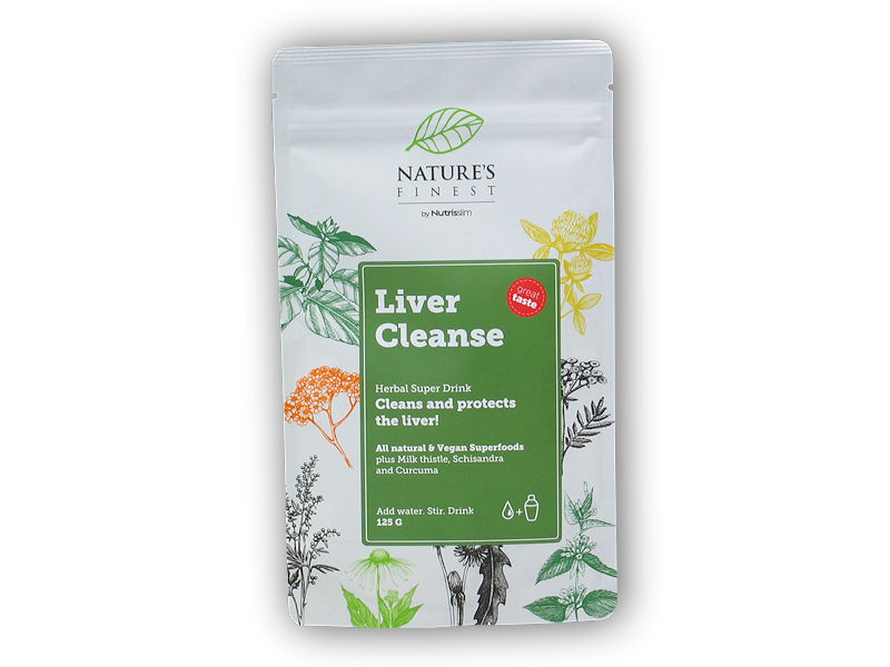 Liver Cleanse 125g AKCE
