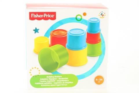 Fisher Price Skládací kelímky 75601