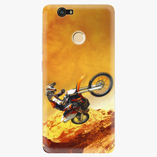 Plastový kryt iSaprio - Motocross - Huawei Nova