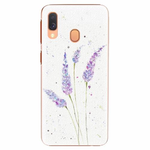 Plastový kryt iSaprio - Lavender - Samsung Galaxy A40