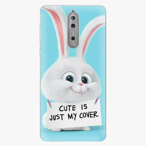 Plastový kryt iSaprio - My Cover - Nokia 8