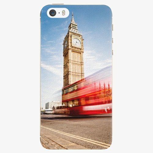 Plastový kryt iSaprio - London 01 - iPhone 5/5S/SE