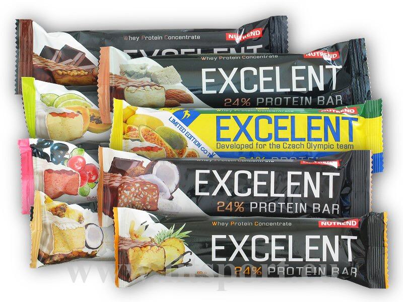 Excelent Protein Bar 85g akce-ananas-kokos