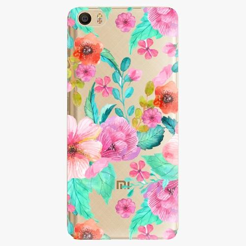 Plastový kryt iSaprio - Flower Pattern 01 - Xiaomi Mi5