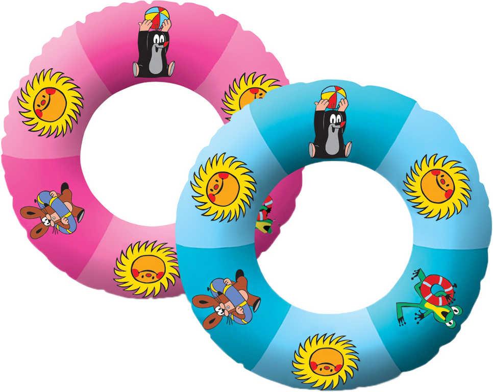 KRTEK Kruh nafukovací 51 cm plavací kolo