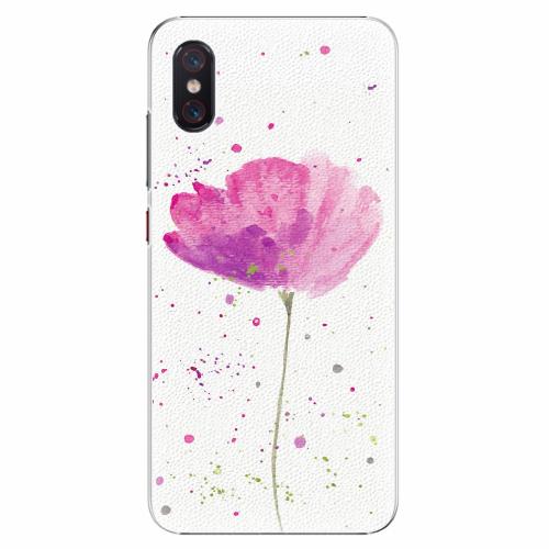 Plastový kryt iSaprio - Poppies - Xiaomi Mi 8 Pro