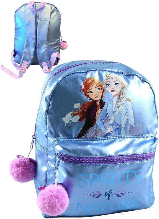 Batoh dětský Frozen 2 (Ledové Království) 23x36x17cm holčičí