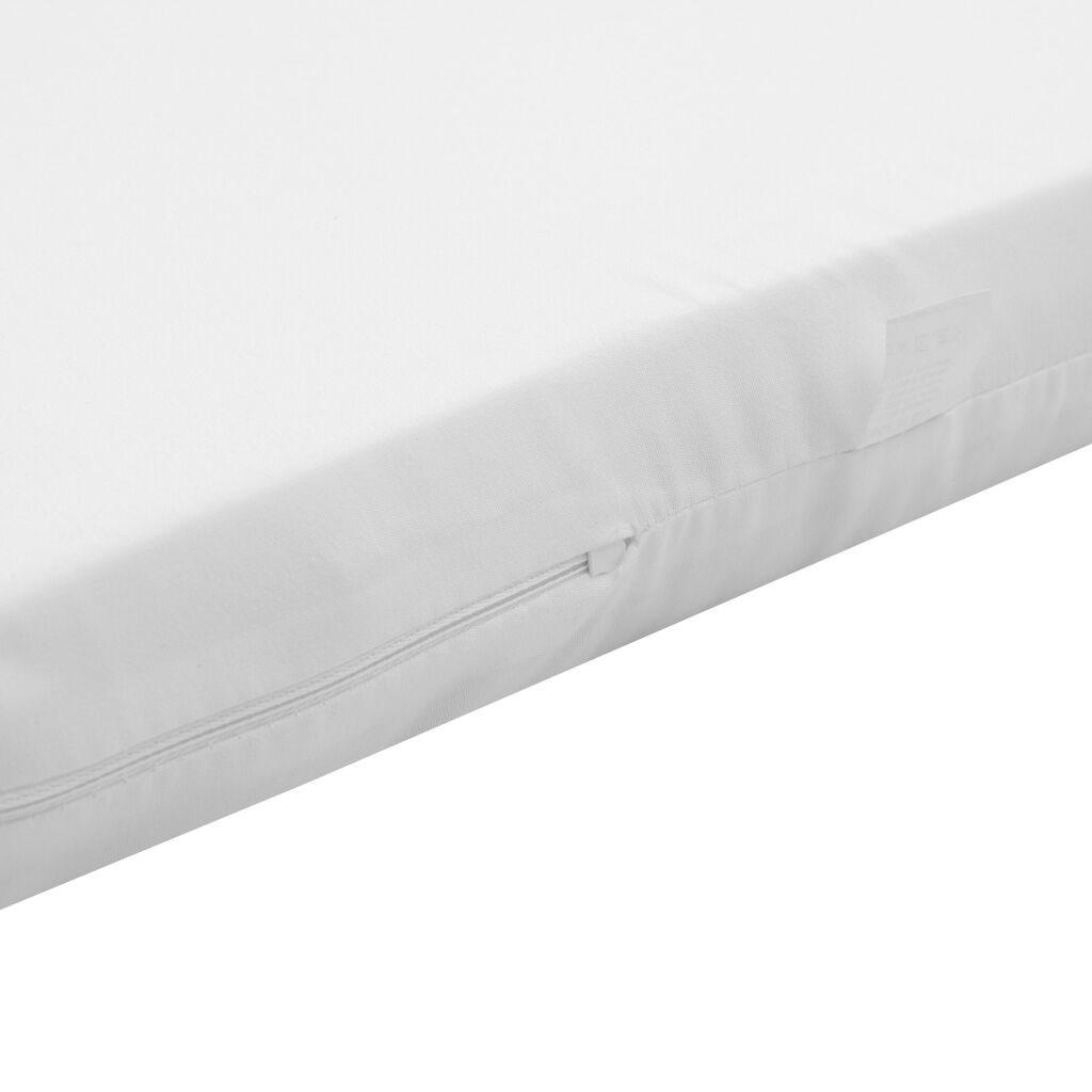 Dětská matrace New Baby 140x70 molitan-kokos - bílá