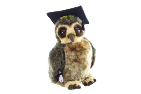 Plyš Sova absolvent