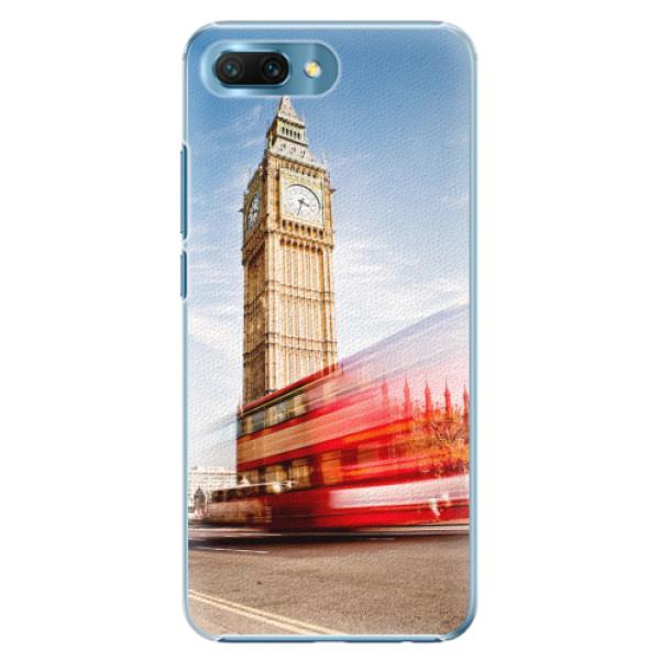 Plastové pouzdro iSaprio - London 01 - Huawei Honor 10