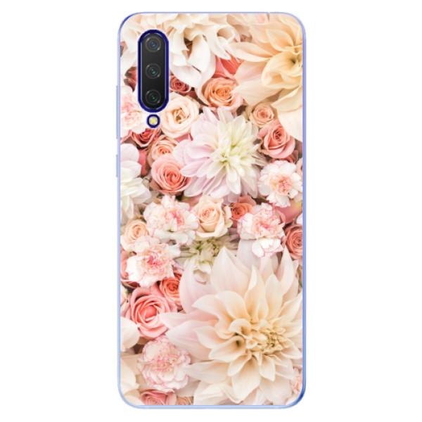 Odolné silikonové pouzdro iSaprio - Flower Pattern 06 - Xiaomi Mi 9 Lite