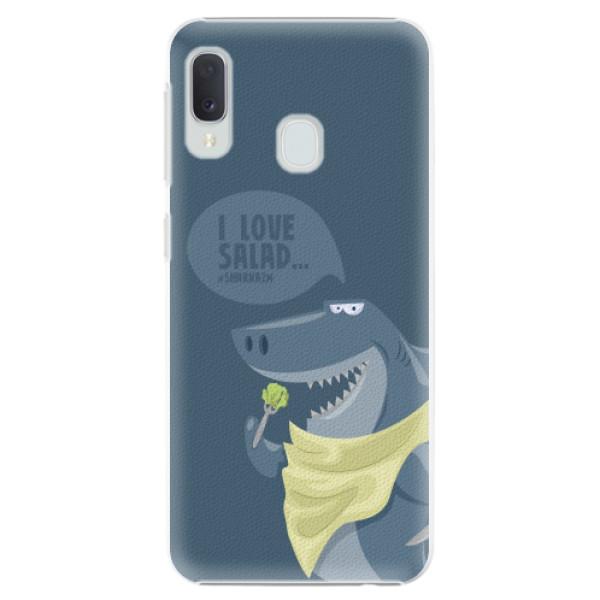 Plastové pouzdro iSaprio - Love Salad - Samsung Galaxy A20e